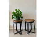 Industrial design stool