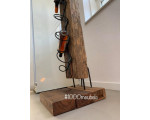 Wine bottle stand 5 bottle
